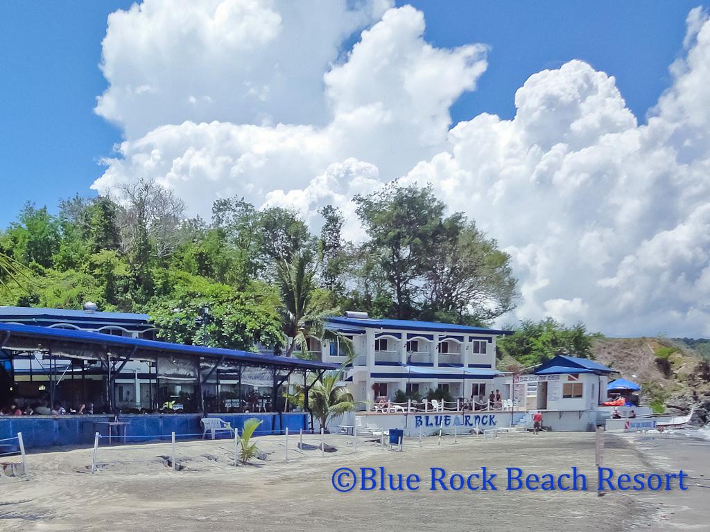 Blue Bay Beach Resort Food Menu